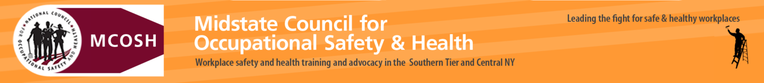 Midstate Council on Occupational Safety and Health
